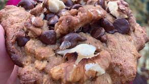 Almond Flour (GF)                             Walnut & Chocolate Chips
