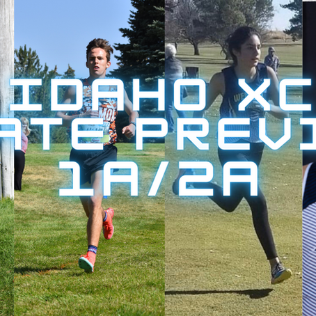 Idaho State XC Preview: 1A/2A