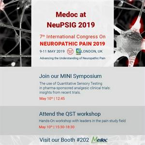 Medoc at NeuPSIG 2019
