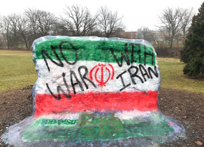 (OPINION) Deconstructing the 'Spartans Against War' Protest