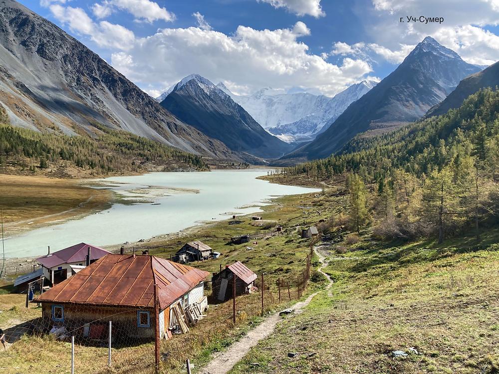 Гора Уч-Сумер| skitour.club| Блог Сергея Чеботова