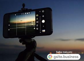 CURSO GRATUITO: Conceitos básicos de fotografia e mais: do smartphone ao DSLR