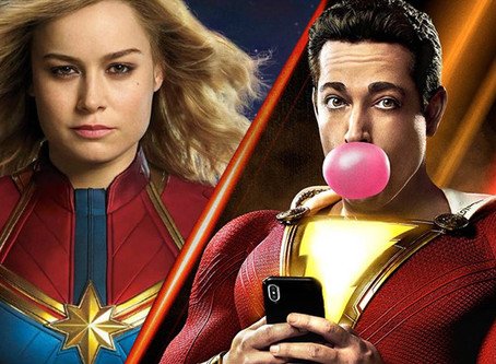 Captain Marvel and Shazam: A Shared History