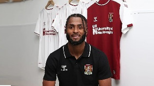 Academy product - Korboa moves to League 1