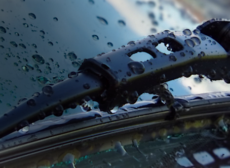 Don't Neglect Your Wiper Blades!