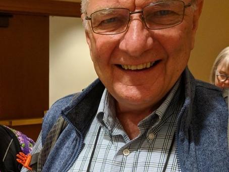 Miembro emérito: Robert Arthur Bye Boettler