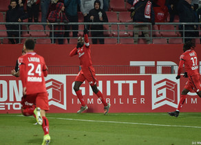 DFCO 1-0 Lille : avec les tripes.