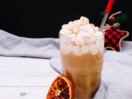 Earl Grey Dark Hot Chocolate