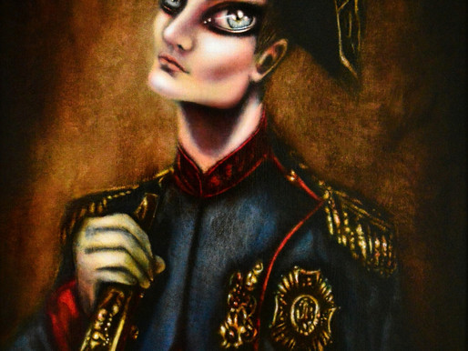 Napoleon at War Painting by Tiago Azevedo