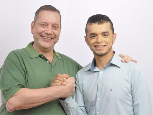 Eleições 2020: entrevista com Roberto Rodrigues e Deyvson Ribeiro candidatos a prefeito de Mariana