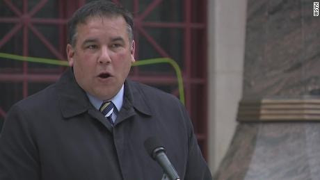 Ohio mayor speaking at conference after immediate termination of officer who killed innocent black man.