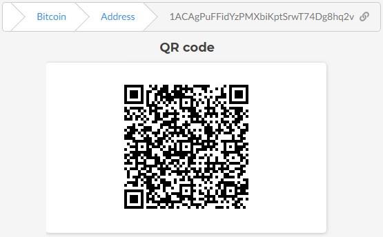 "Bitcoin address of IFG ""7777"" LLC №1: 1ACAgPuFFidYzPMXbiKptSrwT74Dg8hq2v"