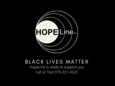 HopeLine's Response to Our Current Crisis