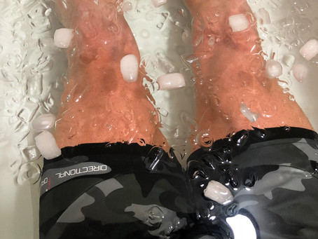The Benefits of Ice Baths & Cold Therapy...
