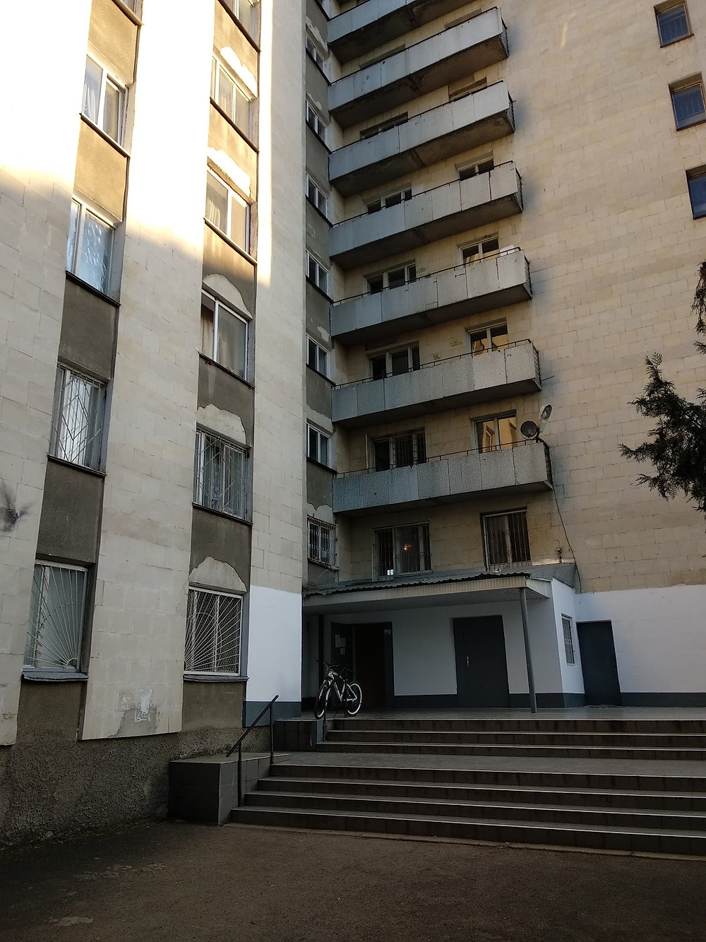 Crimean Medical Academy Hostel