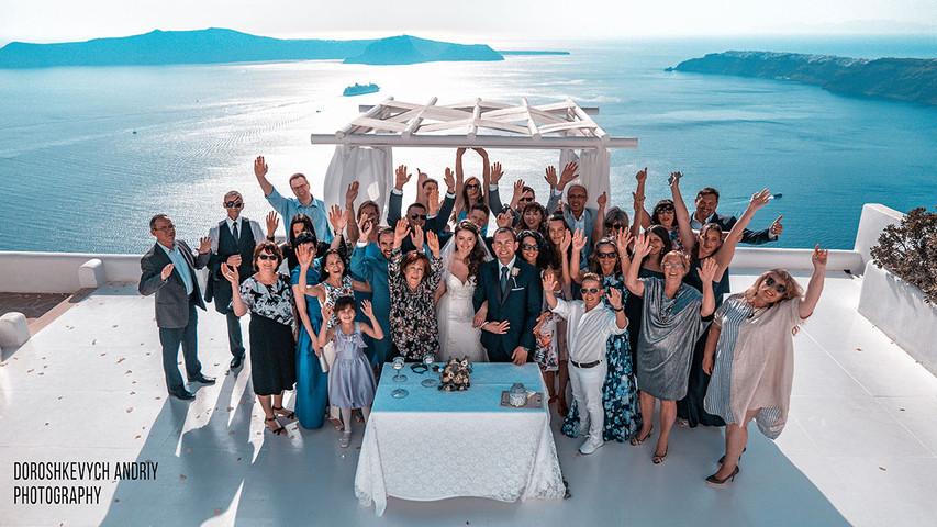 Greek wedding, греческая свадьба