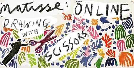 Matisse - Drawing with Scissors