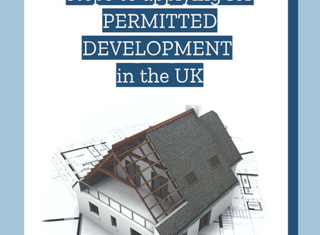 5 steps to applying for permitted development in the UK after May 2019