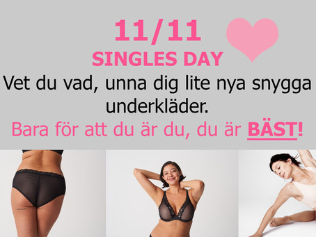 Säg single and ready to  mingle i kassan så får du 20% rabatt på en valfri vara! 🥳 11/11-2020