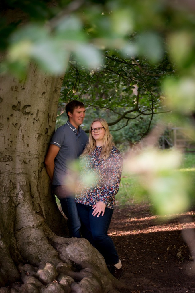 Couple in Woodland
