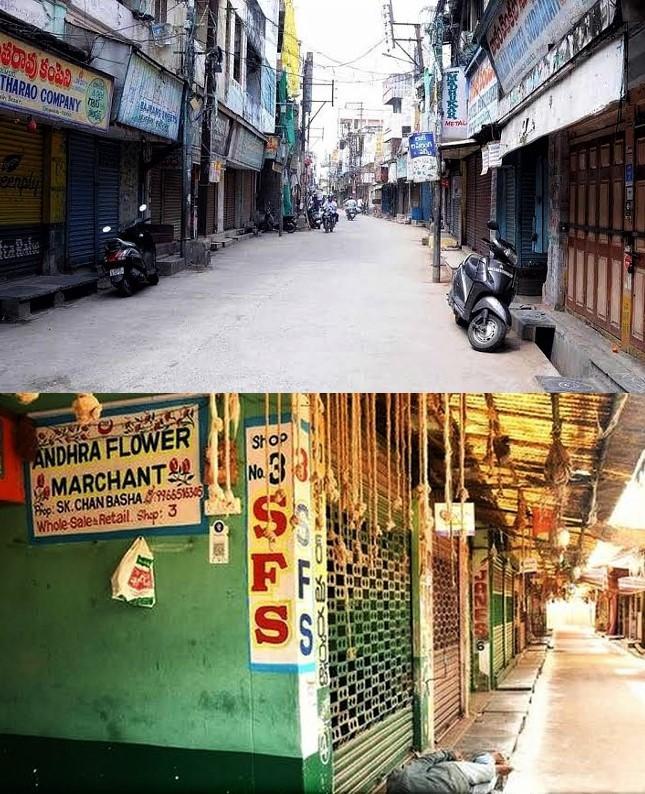 vijayawada, india, covid-19, affluent society