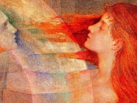 La Cometa Atlas, e l'annuncio del Messia Donna e Messia Uomo