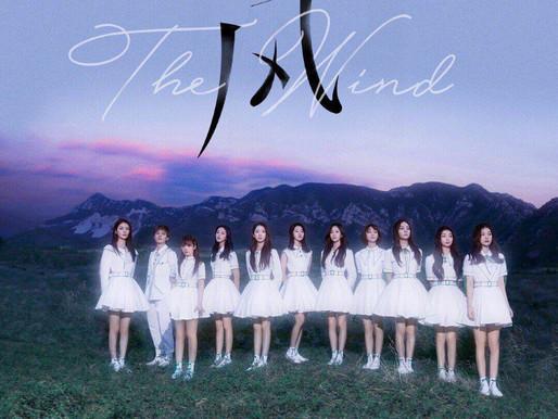 """Rocket Girls 101 newest single """"Wind"""""""