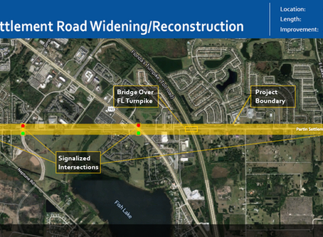 Partin Settlement Road Widening and Reconstruction