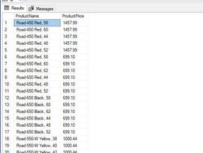 SQL Server - Subquery short overview