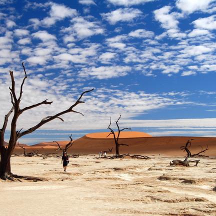 La Namibie en basse saison
