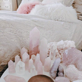 Crystals In The Bedroom: Improving Your Sleep