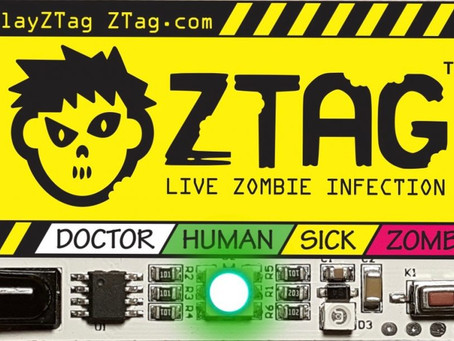 ZTag zombie infection game being tested in Santa Clarita