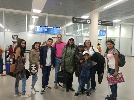 Viajaron a México seis 'genios' del Magdalena