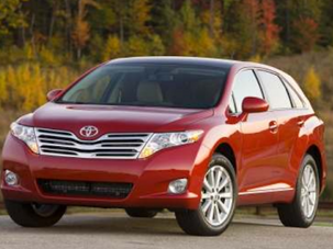 Convenience by Design in a Car for all Seasons: 09′ Toyota Venza