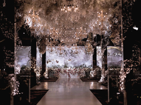 The wedding of Vincent & Rebecca, at The Apurva Kempinski, Nusa Dua, Bali