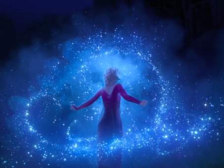 Frozen 2: Into My thoughts