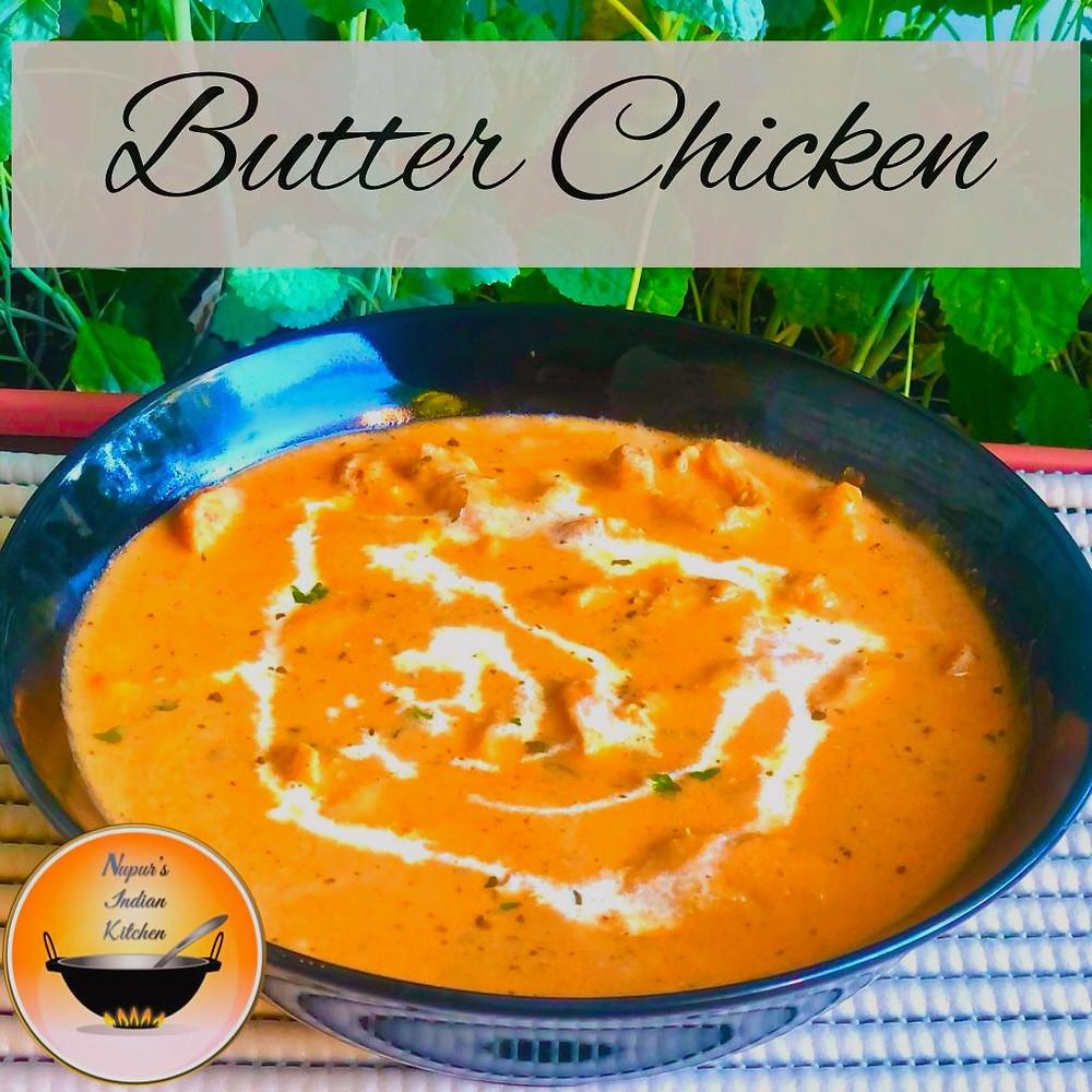 Butter Chicken Recipe/ Restaurant Style Butter Chicken/ Murgh Makhani/How to make butter chicken