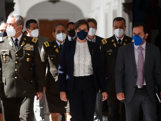 María Paula Romo enfrenta su cuarto juicio político ante la Asamblea Nacional