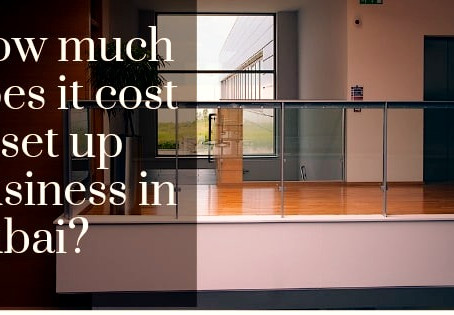 How much does it cost to set up business in dubai?