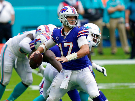 Bills Week 2 Recap: Circle the Wagons!