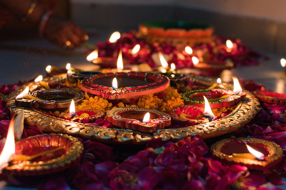 Diwali decoration ideas for office