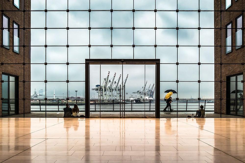 """""""Yağmurlu Liman"""" Fotoğrafçı: Ute Scherhag, Onur Ödülü"""