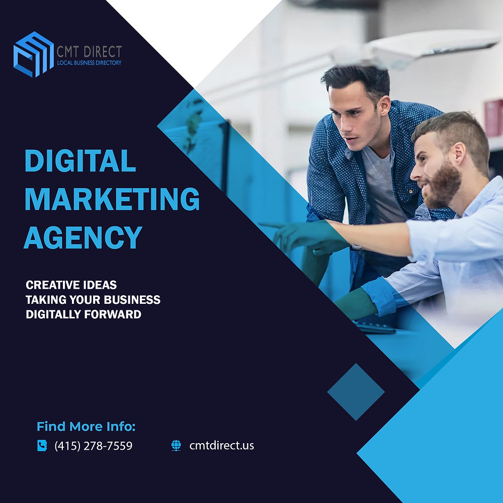 CMT DIRECT DIGITAL MARKETING SERVICES IN NEW JERSEY