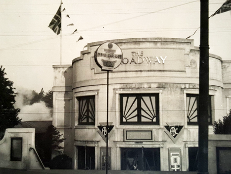 1932 - Haywards Heath's 'Artistically striking' Second Cinema opens