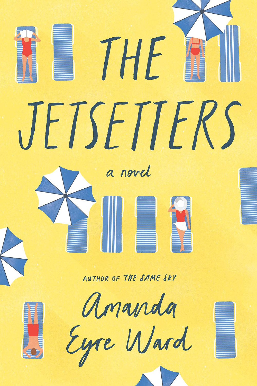 The Jetsetters by Amanda Eyre Ward : the book slut book reviews thebookslut