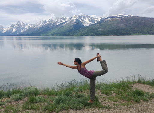 Finding clarity through reflections in the Tetons