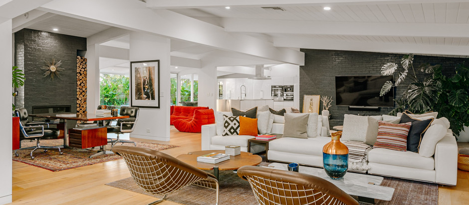 Recent Sale in the Hollywood Hills