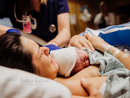Capturing a Birth Story