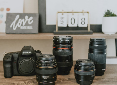 My Wedding Photography Gear: Cameras, lenses, flashes + more.