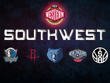 Southwest Division Playoff Picture